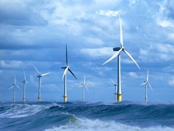offshore wind rough seas