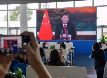 xi jinping virtual climate summit