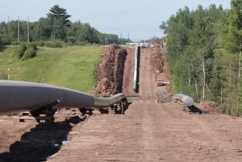 line 3 construction