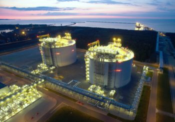 lng gas terminal europe