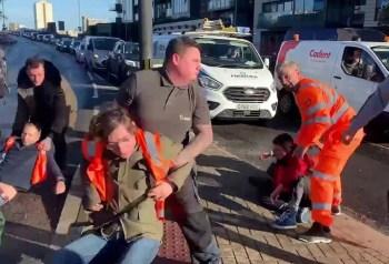 motorists remove insulate britain