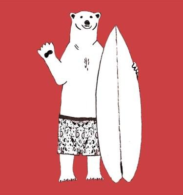 Andy Surfer Bear