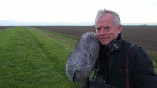 Tim Dee, Into the Wind: Photograph by Richard Alwyn