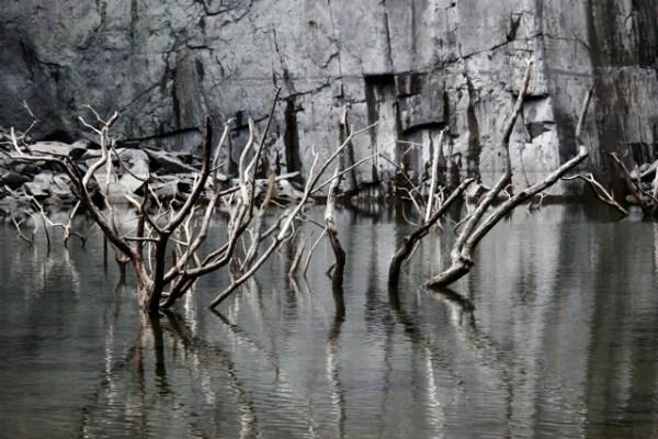 Dali's Hole. Photograph by Oliver Raymond-Barker