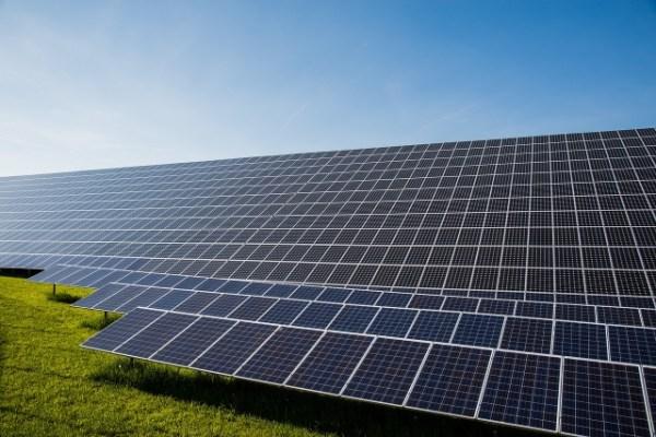 Solar 'farming'