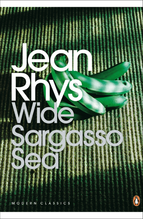 Wide Sargasso Sea, cover. Photograph: Francoise Lacroix