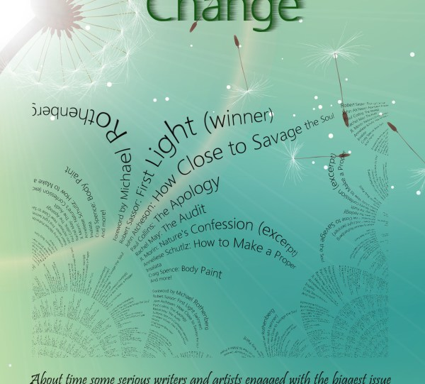 Eco fiction - Winds of Change: short stories about our climate