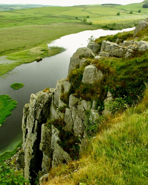 Great Whin Sill, Hadrian's Wall country