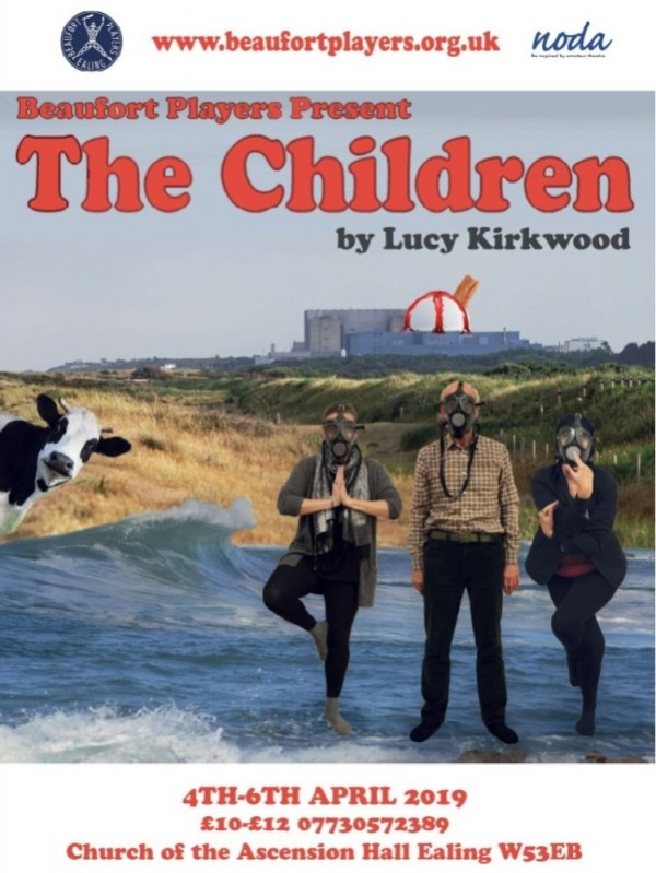 Showing the play poster for Beaufort Players Present The Children