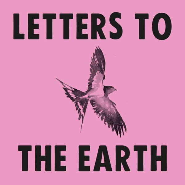 Letters to the Earth logo by Jackie Morris