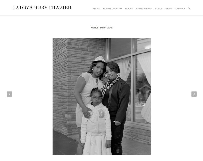 Latoya Ruby Frazier on the Flint Water Crisis