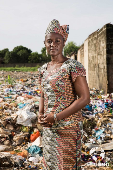 Isatou Ceesay Queen of Plastic Recycling The Gambia