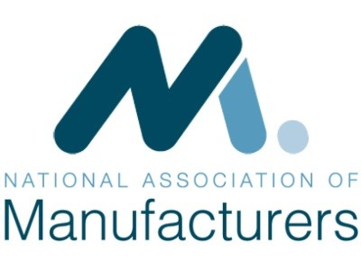 national association of manufacturers nam logo
