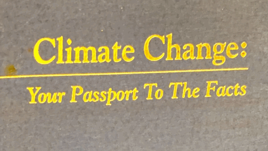 global climate coalition denial