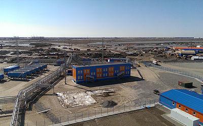 Ямал СПГ. Поставка взрывозащищенных клапанов и элементов систем вентиляции для строительство завода по производству сжиженного природного газа (СПГ) мощностью около 16,5 млн тонн в год на ресурсной базе Южно-Тамбейского месторождения