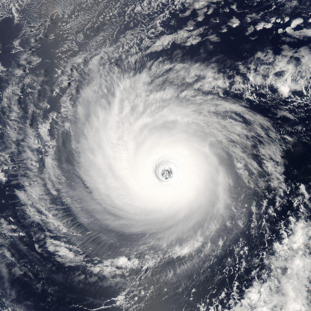 strongest hurricane ever nears