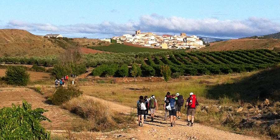 Pilgrimage Spain