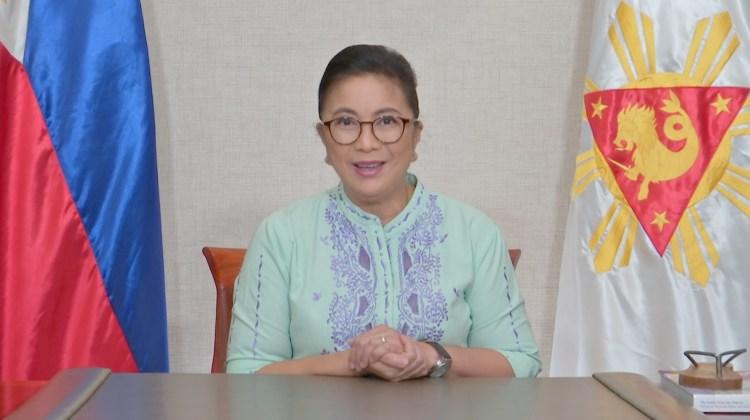 VP Robredo, lawmakers join climate advocates in Earth Day pledge