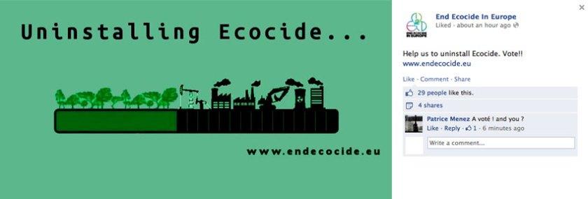 uninstalling ecocide