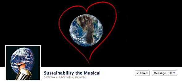 Concerned musicians communicate climate problems (5/6)