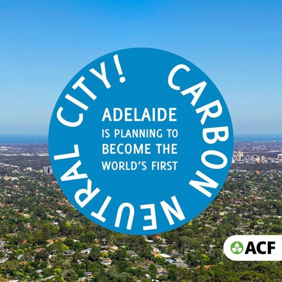 Adelaide-carbon-neutral-city