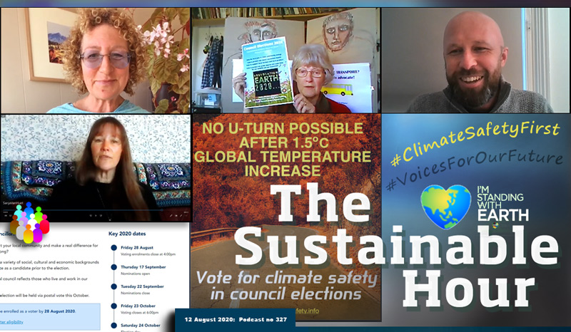 The Sustainable Hour no 327