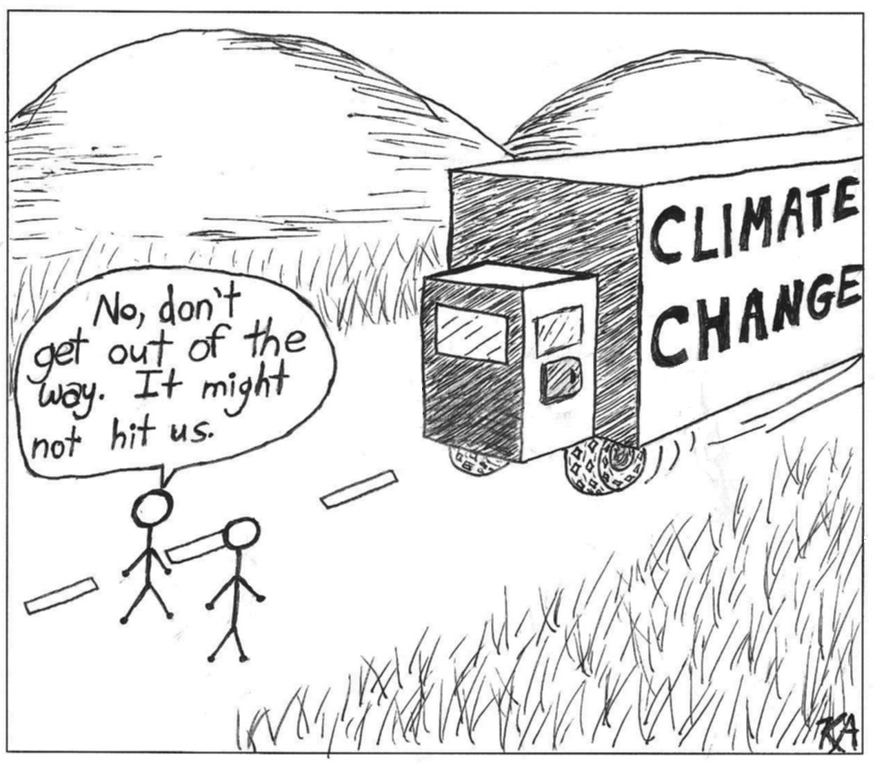 Climate Change And Young People