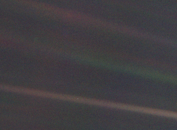 A-Voyager-Far-From-Home-Earth-Pale-Blue-Dot