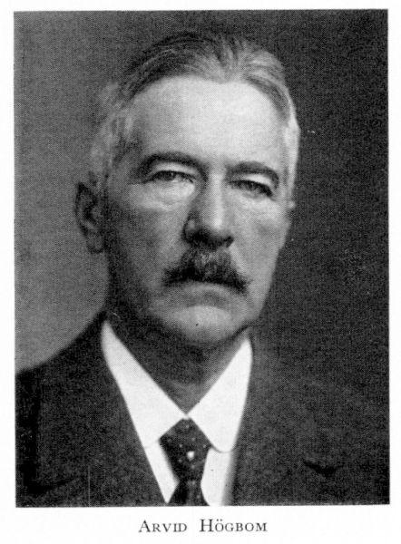 Arvid Högbom