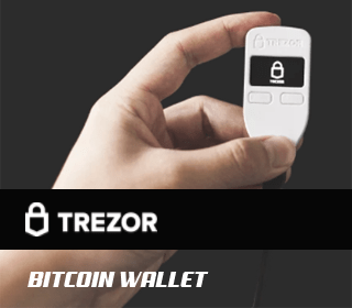 Bitcoin wallet. The original & most secure hardware wallet.