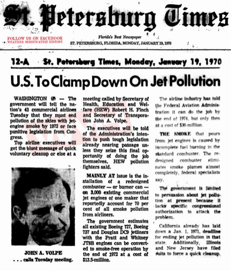 US-To-Clamp-Down-On-Jet-Pollution--St-Petersburg-Times-1970
