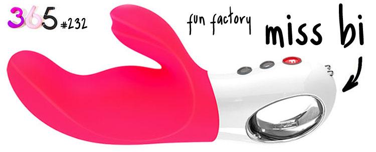 fun factory miss bi