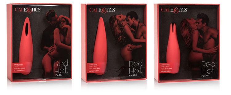Dit is een afbeelding van red hot calexotics