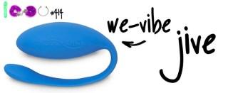 Dit is een afbeelding van we vibe jive vibratie ei
