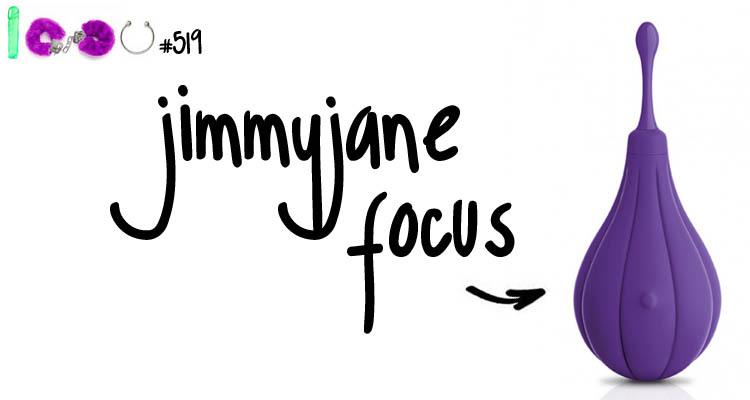 Dit is een afbeelding van jimmyjane focus review vibrator test