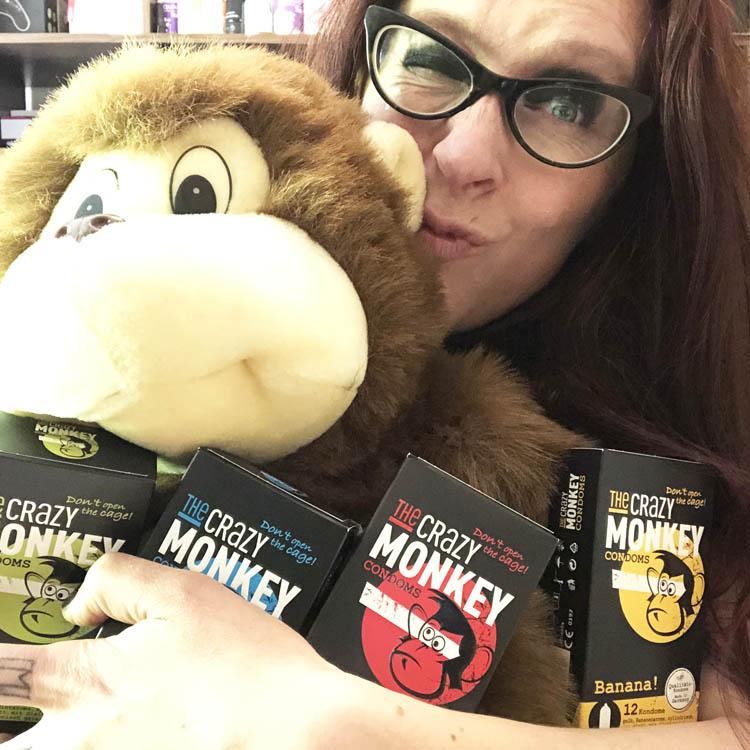 Dit is een afbeelding van give away crazy monkey