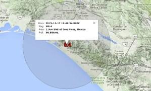 Sismo M6.4 Chiapas 17-12-15