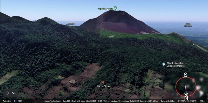 imagen de referencia Google Earth