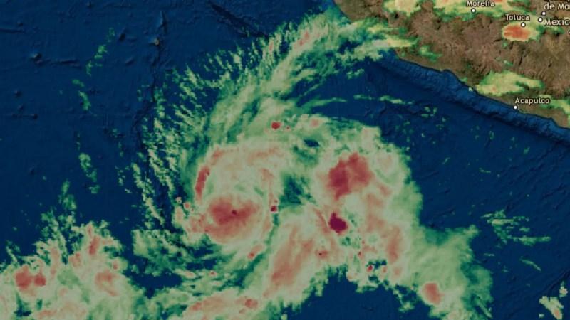 Última imagen satelitar: 1-6-2021 00