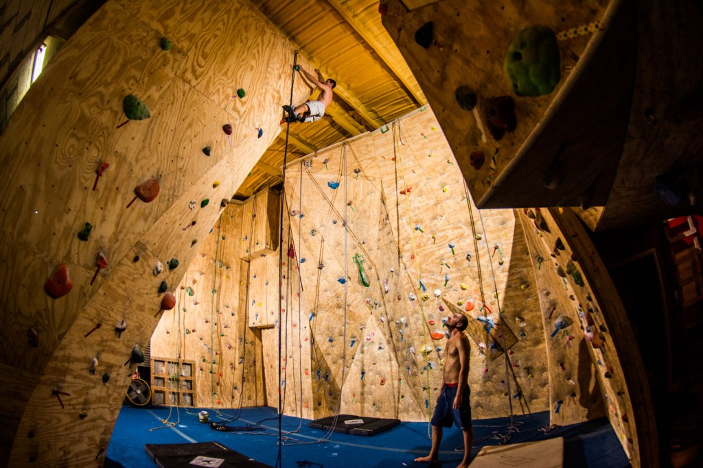 Cayman Climbing Gym