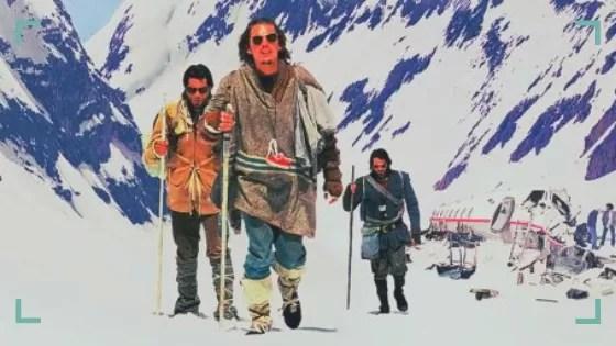 Scena z filmy ALlve, dramat w Andach, zdjęcie: cinemax