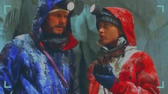 Kadr z filmu Granice Wytrzymałości, źródło: Telemagazyn