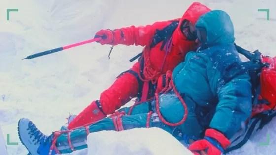 Kadr z filmu K2, źródło: Alekinoplus