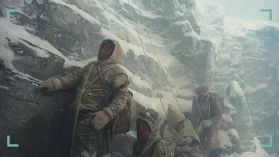 Kadr z filmu Północna Ściana, zdjęcie: Teleman