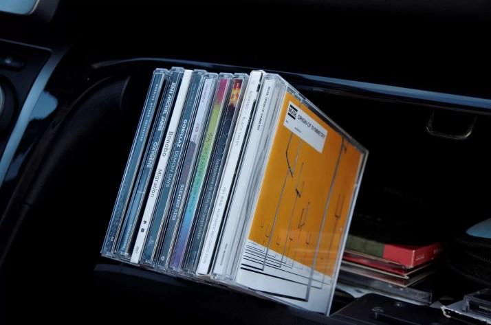 Mamy sporą kolekcję płyt CD