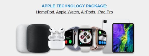 Apple Technology Package