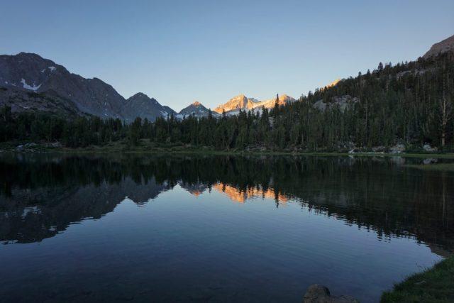 Bear Creek Spire Reflection