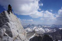 Bear Creek Spire Summit