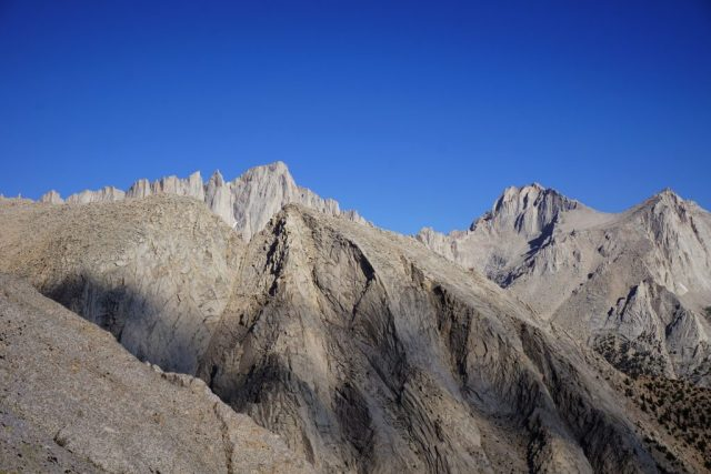 Mt. Whitney Peek-a-boo