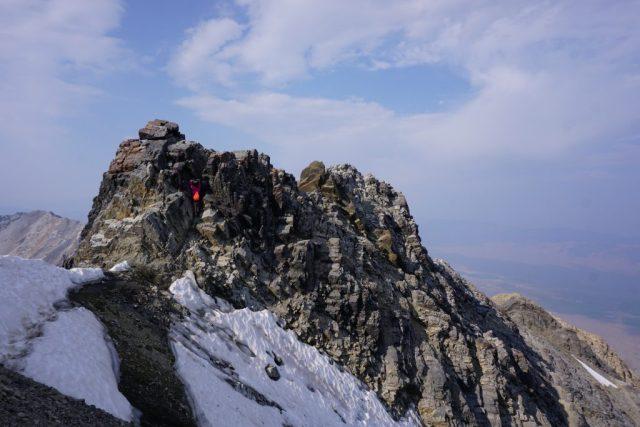 Chickenout Ridge